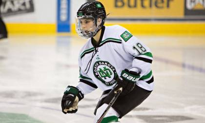 Halli Krzyzaniak, University of North Dakota (UND Athletic Media Relations)