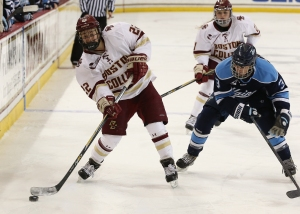 Boston College forward Haley Skarupa (BC Athletics Communications)